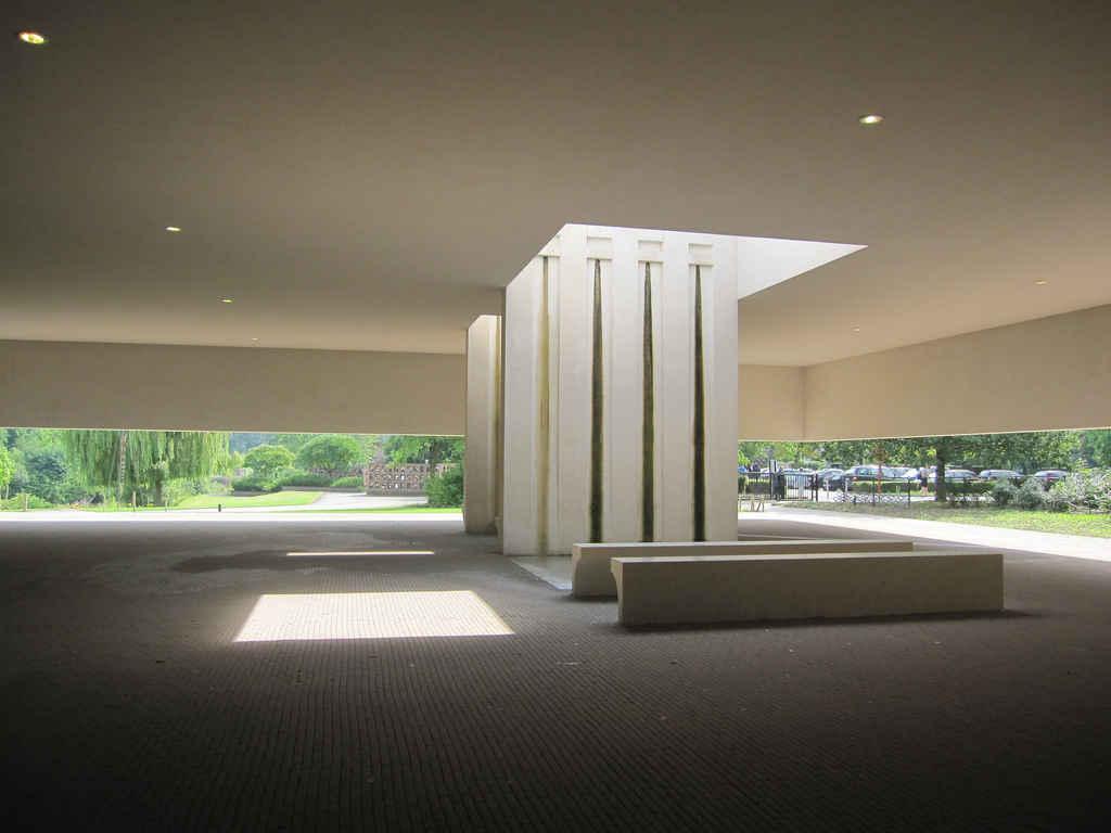 Sint niklaas crematorium u belgium project
